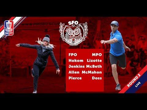 Round 2 2018 San Francisco Open - FPO & MPO Coverage