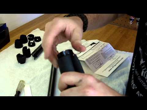 ATI Talon 5-Sided Aluminum Shotgun Forend Install
