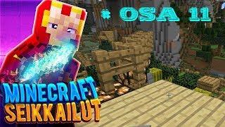 Minecraft Survisarja - Uusi talo - osa 11