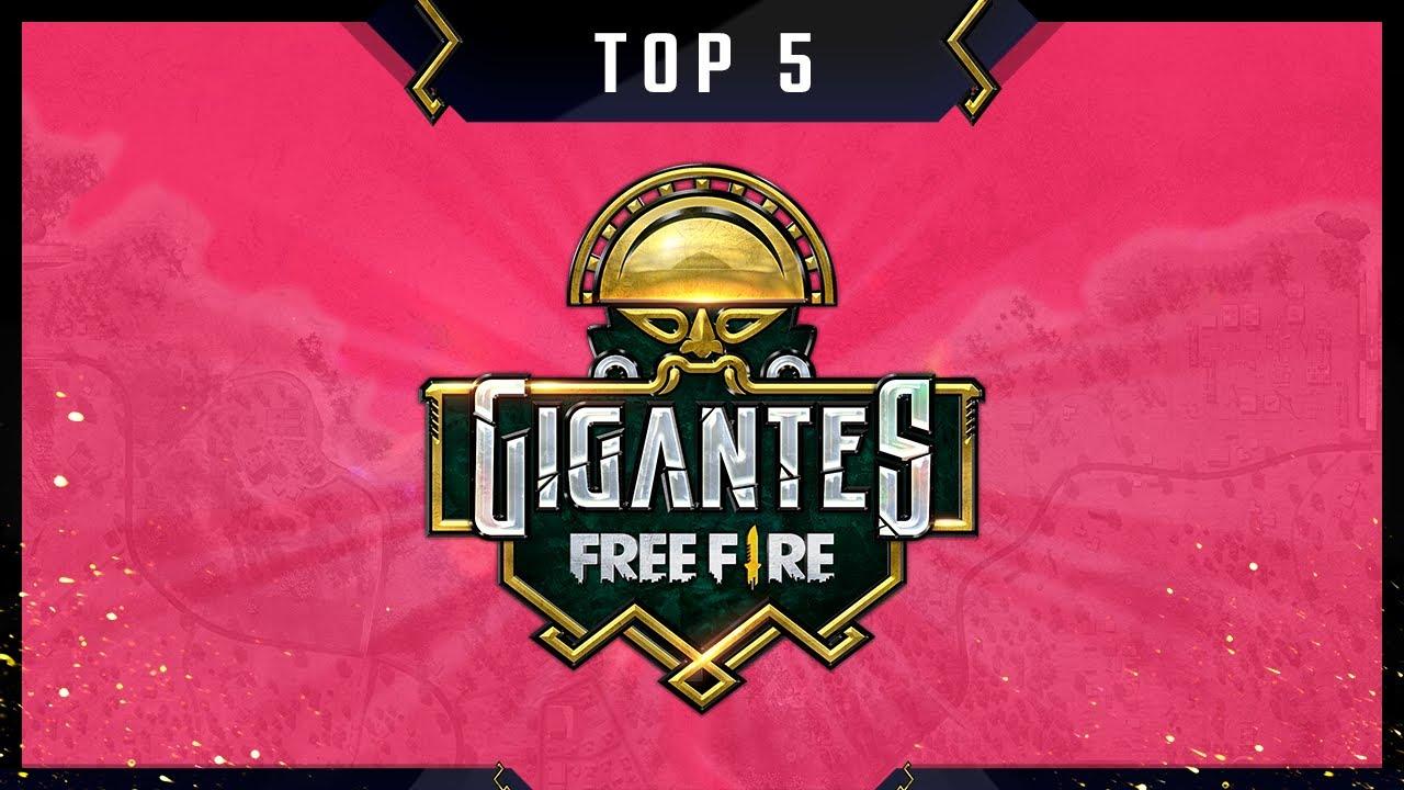 ¡Mejores jugadas de Gigantes! 🌋 | Garena Free Fire