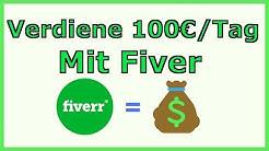 Wie Jeder Sofort Geld Mit Fiver Verdienen Kann!😱(Unbekannte Methode)