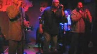 Frankie Vasquez & Los Soneros Del Barrio@ FB Lounge-El Numero Seis