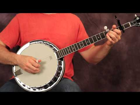 "Dueling Banjos"" - Beginning Banjo Lesson (With Tab) - YouTube"