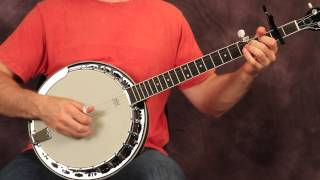 """Dueling Banjos"" - Beginning Banjo Lesson (With Tab)"
