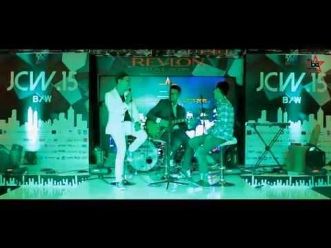 Abenk Alter live perform (ANTARTIKA - LAIN WAKTU)