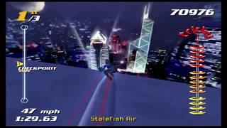 SSX Tricky - Merqury City Meltdown - 2:14.31 (TAS)