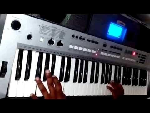 Baaton Ko Teri (ALL is WELL)    Keyboard Tutorial: By Dayanand Singh
