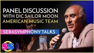 Panel Discussion With DiC Sailor Moon Music Team | Talks
