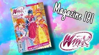 Winx Club - Magazine 191