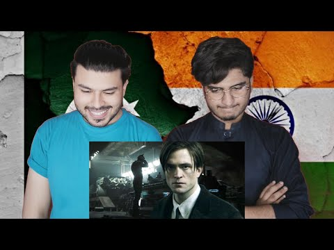 Pakistani Reacts to The Batman – DC FanDome Teaser Trailer 2021
