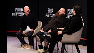 Action Bronson Shares How He Splits His Time as a Rapper and Chef