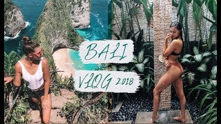 Visiting the most incredible beaches?! BALI VLOG 2018 | Ellen Barron