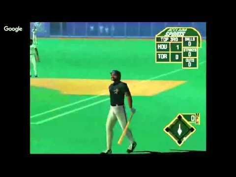 All Star Baseball 2000 Week 1 Part 2