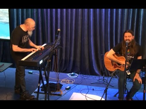 The Spirit Carries On - Jordan Rudess & Uri Nieto (Live)