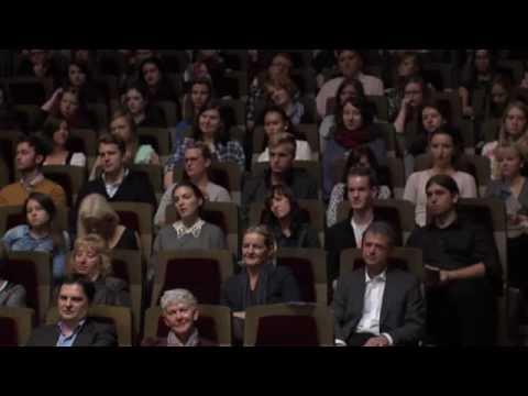 2014 | Feierliche Immatrikulation im Gewandhaus zu Leipzig
