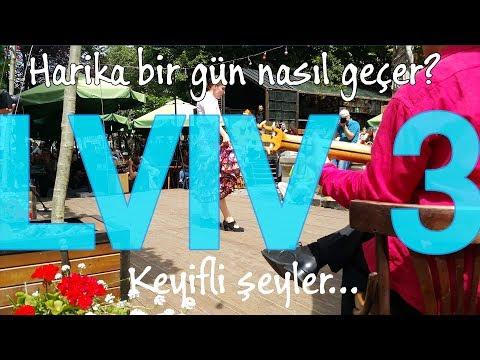 LVIV Ukrayna 3 | Yemek, Eğlence, Keyif, Dans, Görülmesi Gereken Yerler.