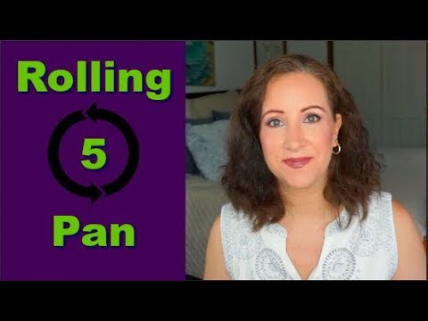 Rolling 5 Pan w Amanda  September Update  Jessica Lee
