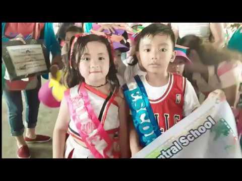 Nutrition Month - San Isidro Central School - Kinder Headstart - Kids