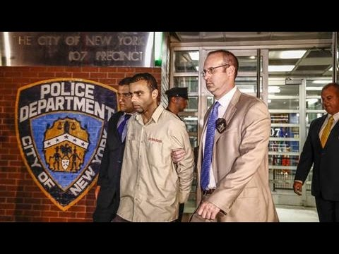 Suspect in N.Y. Imam Shooting Charged With Murder