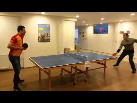 Samsun TAKEV Öğretmenler Masa Tenisi Turnuvası - 2