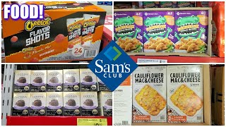 SAM'S CLUB FOOD SPICES AND FROZEN FOOD SHOP WITH ME WALKTHROUGH 2020