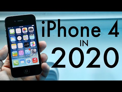 iphone 4 in 2020 still worth it review