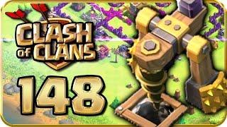 Let's Play CLASH of CLANS 148: BOHRER für DUNKLES bauen!