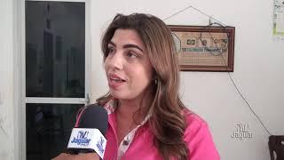 A vereadora Lívia teme que a população fique desassistida caso o contrato seja desfeito entre a São Camilo e o Hospital Deoclécio Lima Verde.
