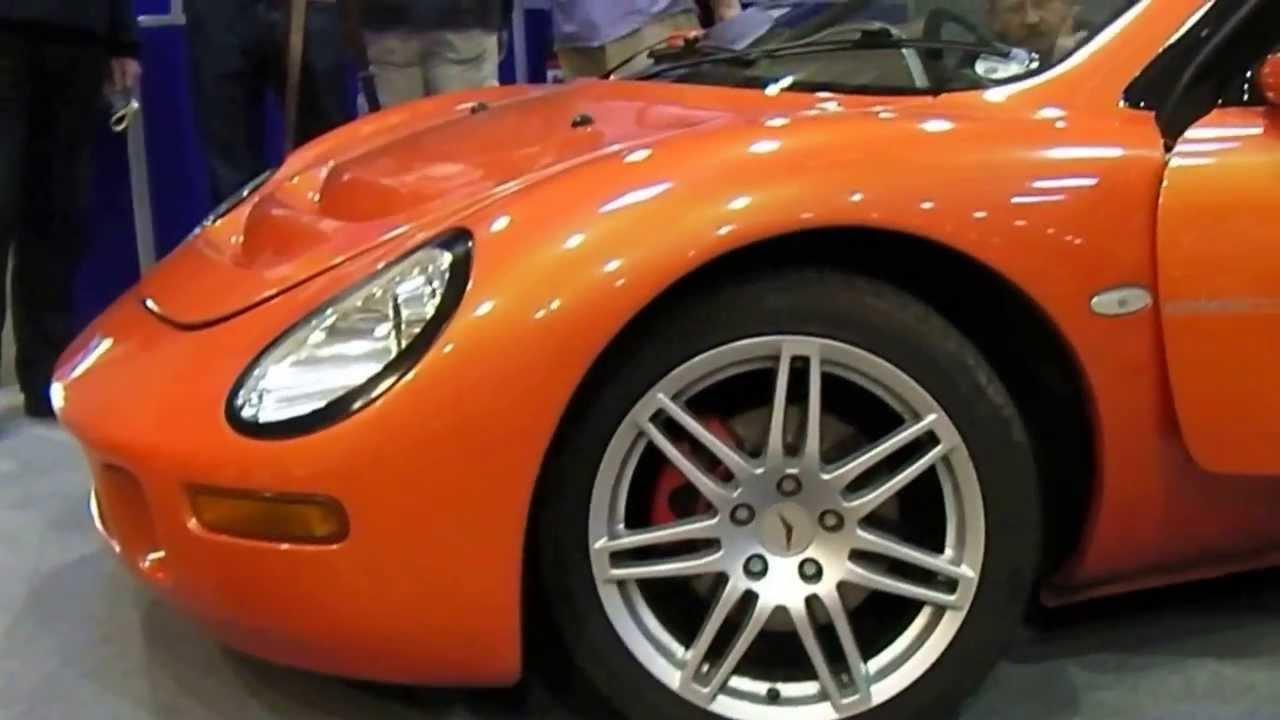 Vortex Automotive GT - YouTube