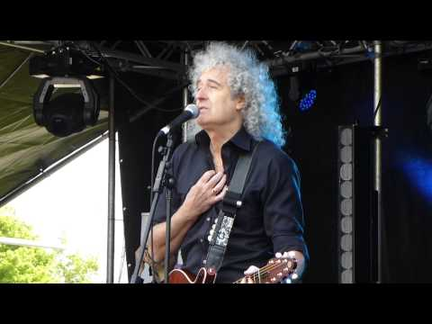 Brian May and The Troggs - Wild Thing