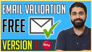 Finally! Free Email Validation - How to Validate Your Email Lists + Free Gift