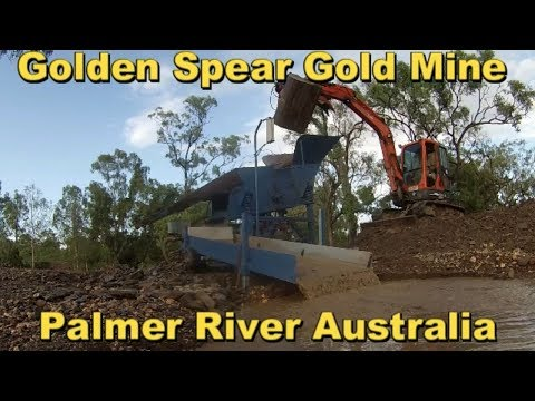 Golden Spear Mine, Gold Mining Australia