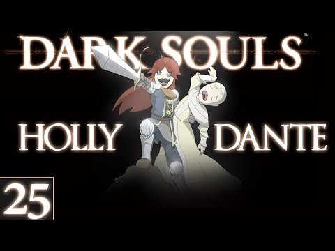 DARK SOULS #25 HOLLY & I CO-OP DLC ► Nice to KALAMEET you ♦ Let's Play | Playthrough [HD]