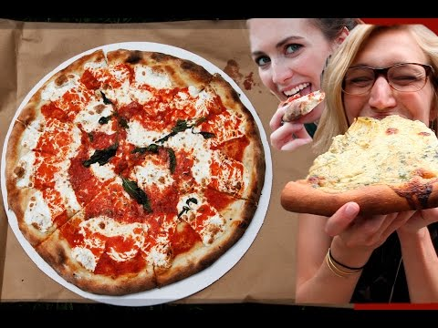 NYC pizza adventure! : KQ's favorite pizza in New York City