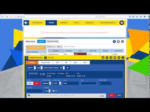 sbi smart 2017 trading demo (SBI CAP SECURITIES 2017 TRADING DEMO)