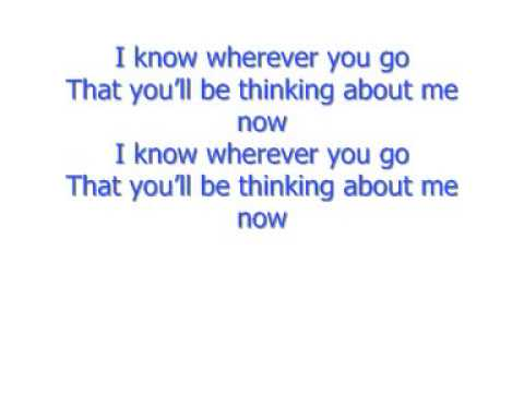 Olly Murs - Thinking Of Me Lyrics