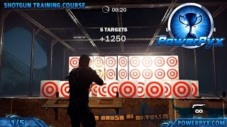 Just Cause 3 - 5 Gears in All Shooting Gallery Weapon Challenges - Walkthrough & Locations