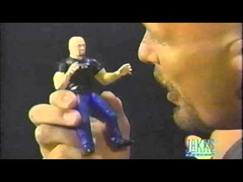 WWE (Jakks Pacific) is listed (or ranked) 4 on the list The Most Ridiculous '90s Boys Toy Lines