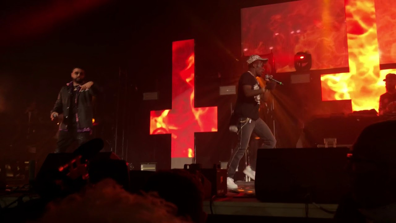 Download 4 - Wanted You - NAV & Lil Uzi Vert (Live in Philadelphia, PA - 12/22/17)