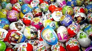 Киндер Сюрприз Surprise Eggs Барбоскины Сказочный патруль Cars Фиксики Новые серии Видео для детей