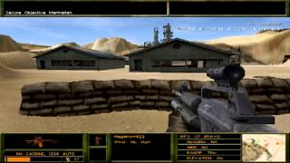 Delta Force 2 PC Mission Claim Jumper