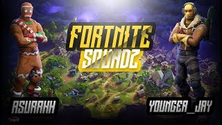 18th Squad, Free Win - Fortnite Battle Royal - Asurahh Ft. Younger_Jay