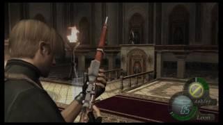 Resident Evil 4 Ps4 Gameplay Ita