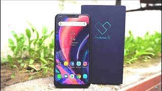 [HINDI] Asus Zenfone 5 unboxing & hands on review [ZE620KL-2018]