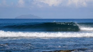 We Found Perfect Surf In The Caribbean!?