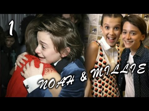 Noah And Millie Cute Moments