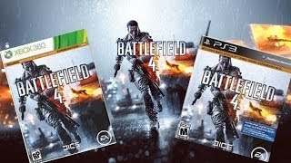 Battlefield 4 Xbox 360 and PS3 Review.