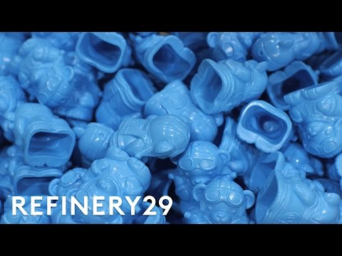 How Eco-Friendly Toys Are Made | How Stuff Is Made | Refinery29