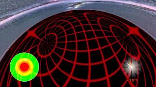 Viaje al interior de un agujero negro de Schwarzschild