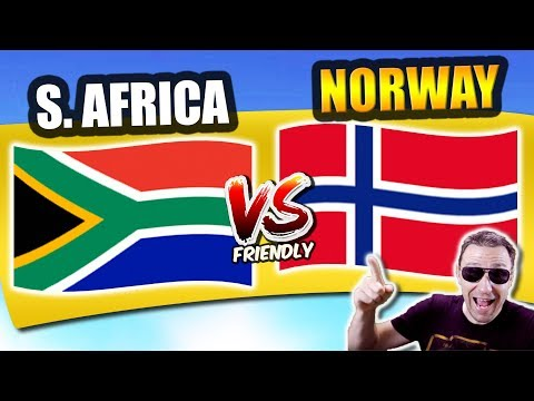 NORWAY vs SOUTH AFRICA - CRNations Friendly - Clash Royale eSports